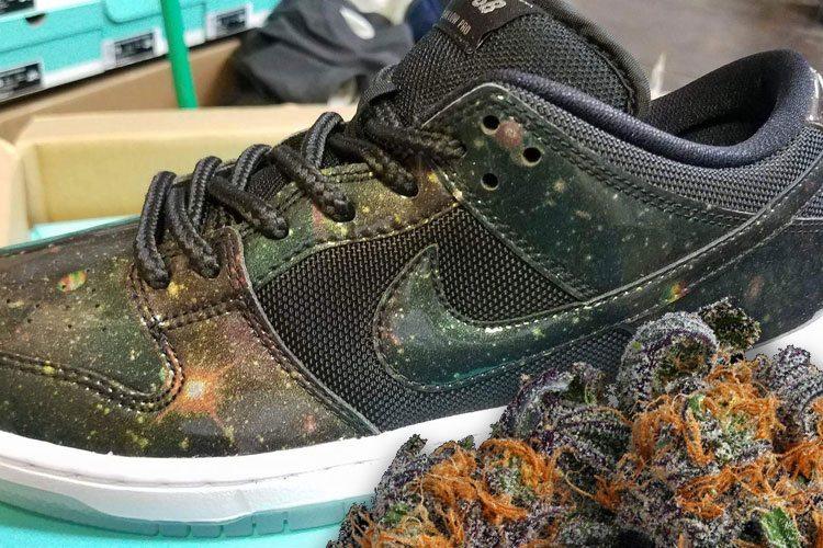 enchufe Elocuente infinito  Nike 420 SB Dunk Highs, el nuevo modelo conmemorativo del 420 - Pothead  Media